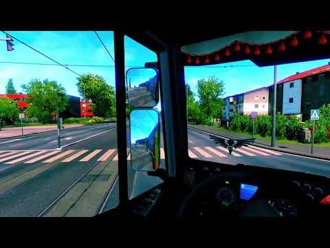 ETS 2 : Empty Barrels Delivered For Tampere To Stockholm | Gaming Max