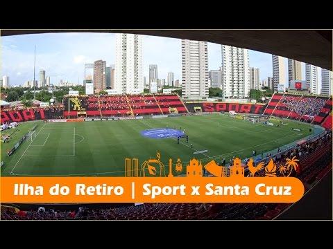 Ilha do Retiro | Sport x Santa Cruz | PE | 2016