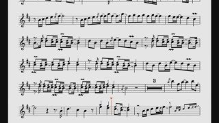 Careless Whisper - George Michael (Saxophone Sheet Music)