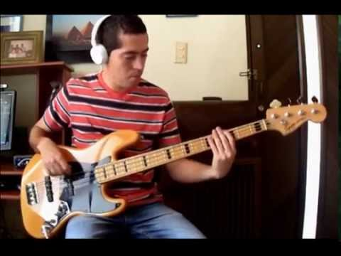 Red Hot Chili Pepers  Hump De Bump Bass