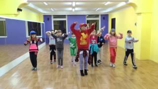 Хип-хоп, дети (6-9 лет), хореограф - Вашеця-Калмыкова Юлия