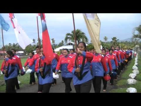 Le Upumana Band & Choir, Archdiocese Of Samoa (Part 2)