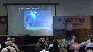 Dr. Jim Green - NASA - 18th Annual International Mars Society Convention