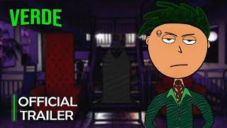 VERDE 👽 | Official Trailer 2020 (desen animat)