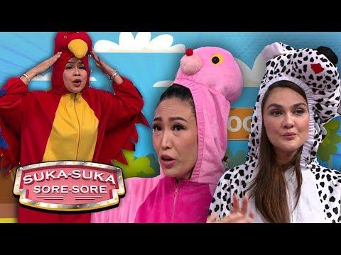 Lucu Banget! Luna, Ayu Dan Melanie Pake Kostum Hewan - Suka Suka Sore Sore (11/2)