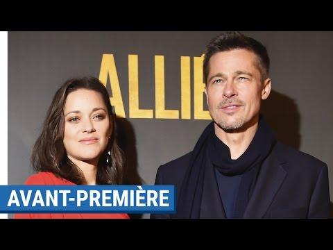 ALLIÉS - Avant-première à Paris (avec Brad Pitt & Marion Cotillard) - les réactions du public