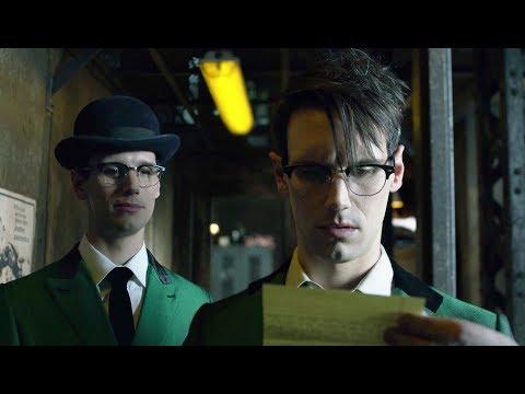 Edward Hallucinates Himself | Season 4 Ep. 14 | GOTHAM