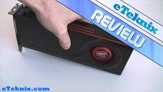 video Review: AMD Radeon HD 6870 1GB Graphics Card