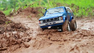 MUDING RC WPL C24 OFFROAD