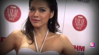 Repeat youtube video Fashion บรรยายกาศงาน FHM 100 SEXIEST
