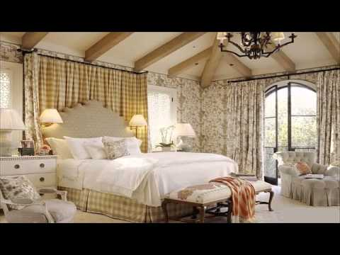Country Cottage Bedroom Ideas - YouTube
