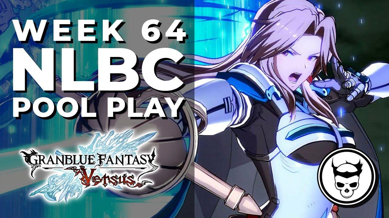 Granblue Fantasy Versus Tournament - Pool Play @ NLBC Online Edition #64