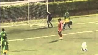 trinidad tobago vs st vincent the grenadines 4 1 u20 world cup qualifier 2010