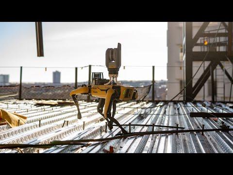 Spot on Site: Construction Solution