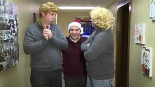 2014 WEAU Holiday Greetings (Blooper Reel)