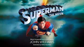 John Williams - Theme from Superman [Extended by Gilles Nuytens]