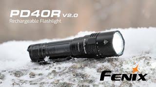 Fenix PD40R V2.0 Rechargeable Flashlight - 3000 Lumens