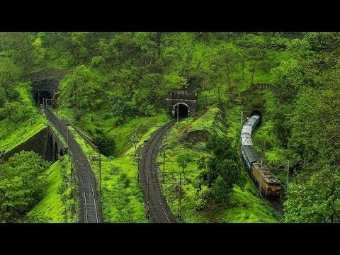 कसारा घाट - Kasara Ghat (Pier) Video