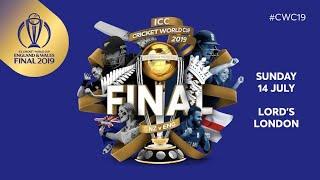 ICC #CWC19  | England vs New Zealand -  Final | Cricket LIVE