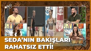 Seda Neden Elpida ile Uğraşıyor? - Survivor Panorama 73. Bölüm