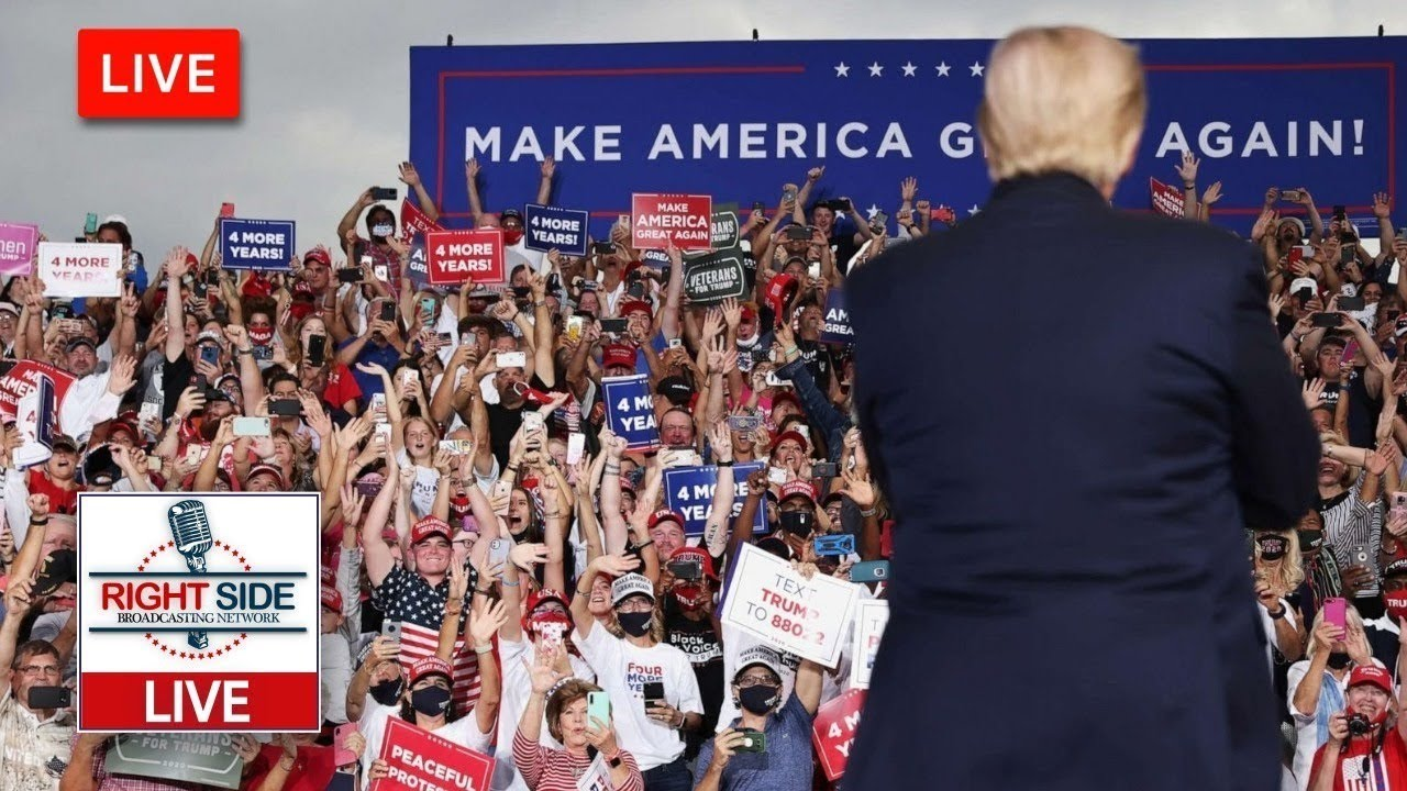 🔴 Watch LIVE: President Trump Holds Campaign Event in Mosinee, WI 9/17/20