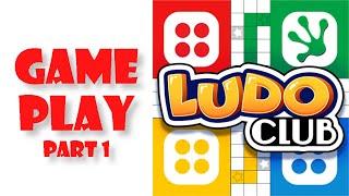 Ludo Club - Fun Dice Game - Gameplay Part 1 screenshot 3