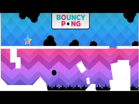 Bouncy Pong [android/iOS] gameplay (HD)