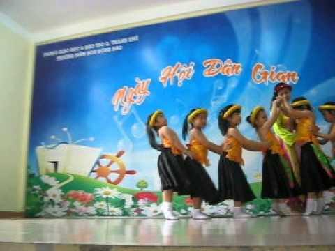 Tôn Ngọc Khanh - Múa Cây đa quán dốc