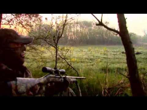 Team Primos is hunting Turkeys in Missouri