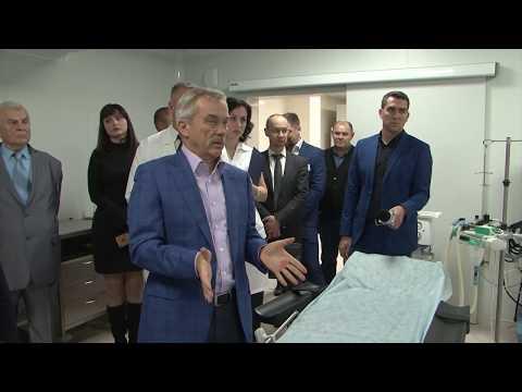 Новое отделение скорой помощи в Горбольнице №2