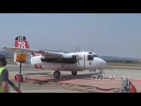 Cal Fire Hollister Air Attack Base