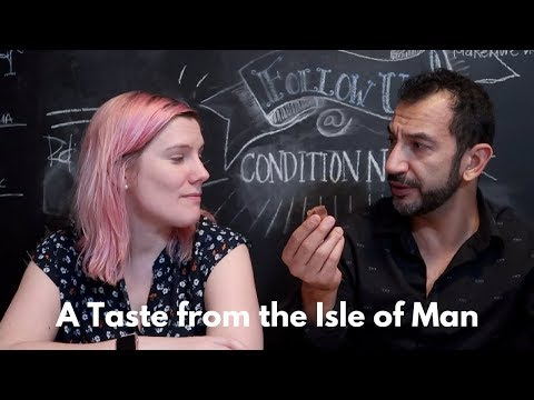 A Taste from the Isle of Man
