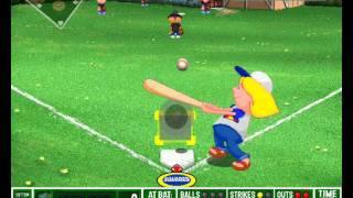 Backyard Baseball Game 3: W3-0