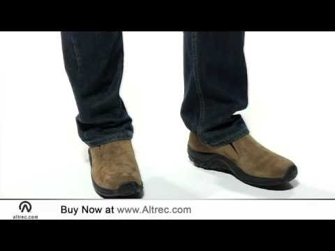 Merrell Men s Jungle Moc Shoe - YouTube 95b65b22c403