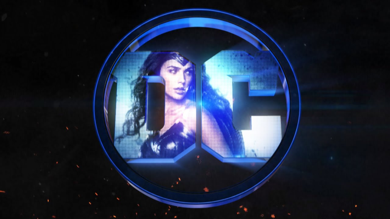 Justice League Movie Hd Wallpapers Dc Comics New Logo Movie Intro Fan Made Youtube
