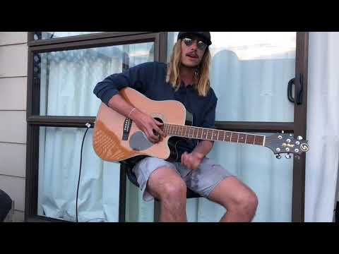 Sticky fingers, How to fly (cover); Bede Bailey