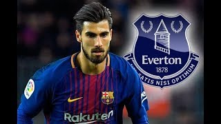 Andre Gomes 2018 ● Goodbye Legend - Welcome to Everton ᴴᴰ