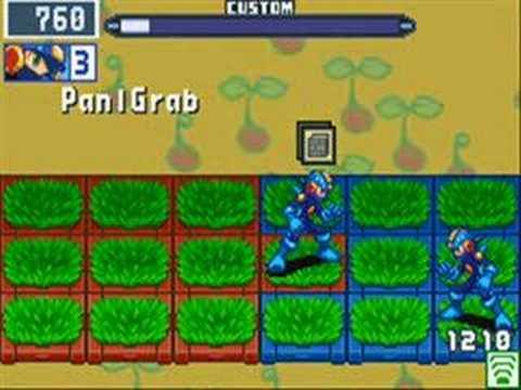 Rockman.EXE 6 Netbattling Tactics: Gunslinger