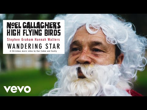 Noel Gallagher's High Flying Birds - Wandering Star (Official Video)