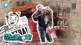 "Breves: ""La rata gigante de Londres"""