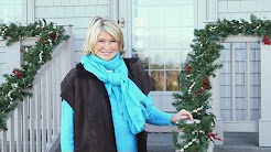 Martha's Safety Tips for Holiday Decorating