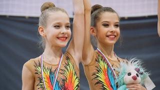 Художественная гимнастика/Зимние узоры 2016/Парад и Награждение №2