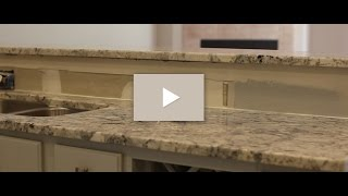 видео granite installation