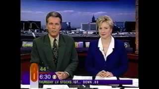 Nov. 20, 2000, Charlotte Evans & Casey Smith, Morning News, KLAS-TV Ch. 8 Eyewitness News