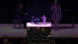 My New Philosophy - Hope M. (h.s. junior) - You're a Good Man Charlie Brown F2018 Recital