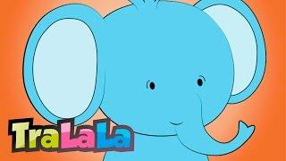 Un elefant se legana ... TraLaLa