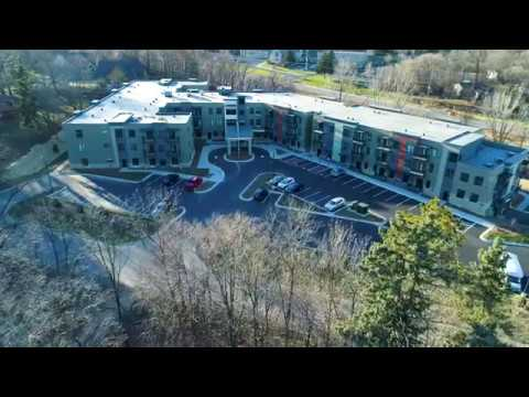 Shorewood Landing - Drone Video Image