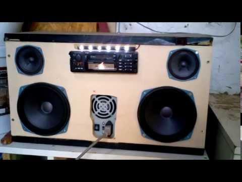 Homemade music box (Műhely Rádió)