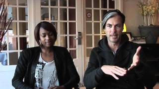 Fitz And The Tantrums interview - Michael Fitzpatrick and Noelle Scaggs (part 4)