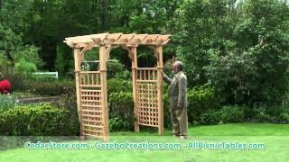 Renoir's Red Cedar Arbor With Derek Fell